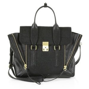 3.1 Phillip Lim medium Pashli satchel black